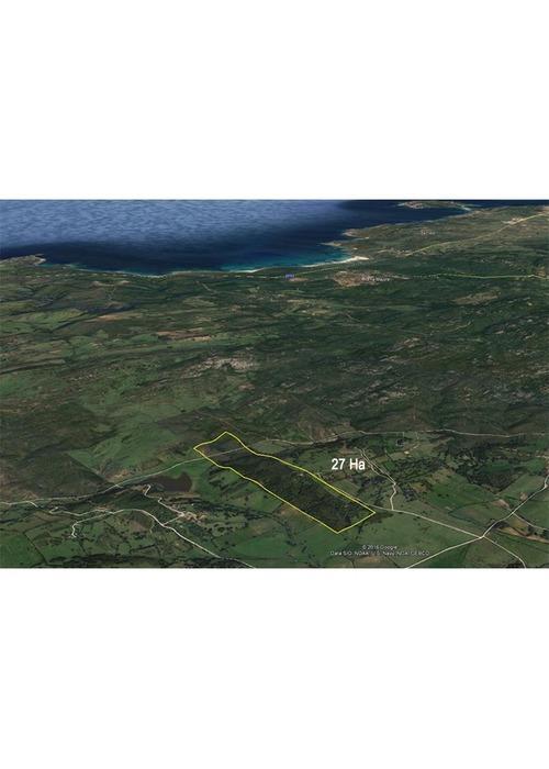 Terreni agrarie vicino località di Costa Paradiso e Porto San Paolo.
