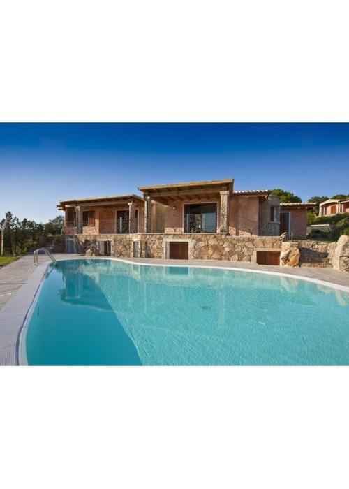 Splendida villa di nuova costruzione sul mare di Costa Smeralda