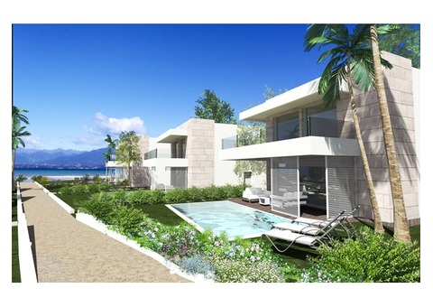 Progetto di un complesso immobiliare