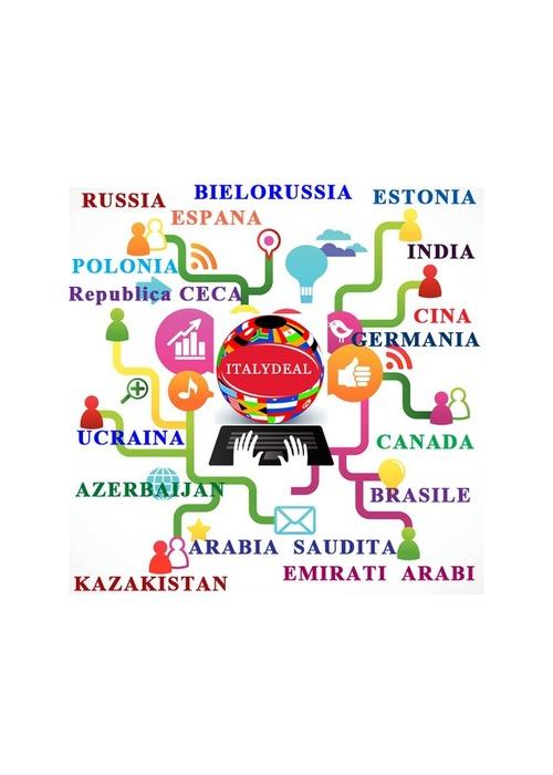 Vendere agli stranieri, promuovere all'estero la tua azienda o attività