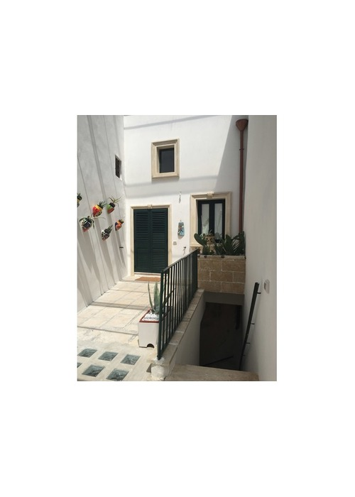 Abitazione storica in Gallipoli Lecce.