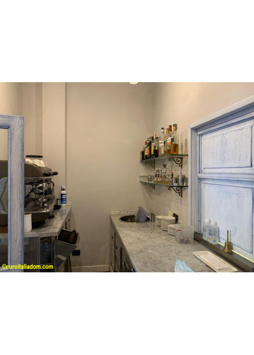 Piccolo ristorante moderno e raffinatissimo in Firenze.